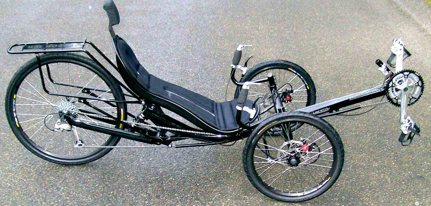 Recumbent Vs Upright Touring