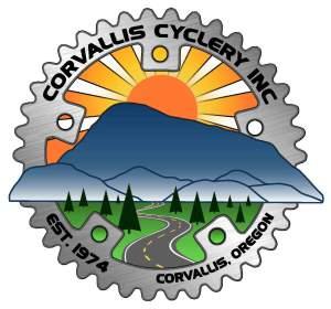 Corvallis Cyclery Logo