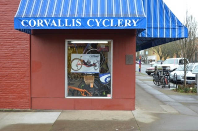 corvallis cyclery