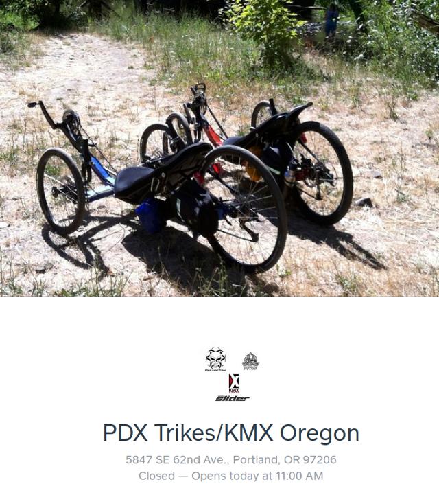 PDX Trikes
