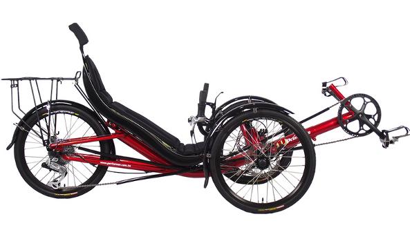 Performer Trike JC20-FRP-0