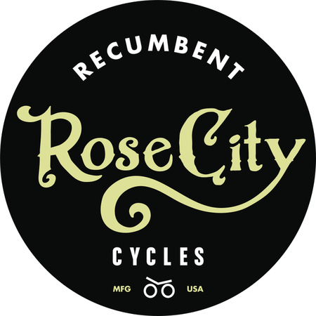 Rose City Recumbent Cycles logo