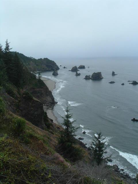 More beautiful coastline