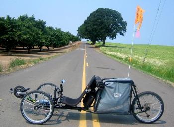 Dan Price New Trike