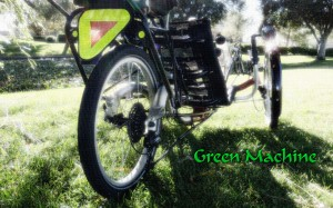 1280 Green Machine