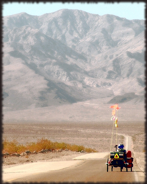 Death Valley Triker