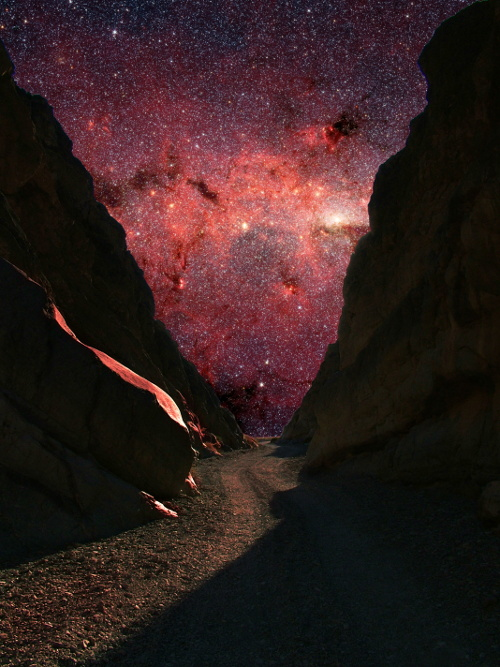 Cosmic Canyon