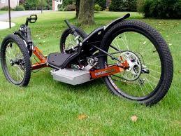 KMX trike motorized
