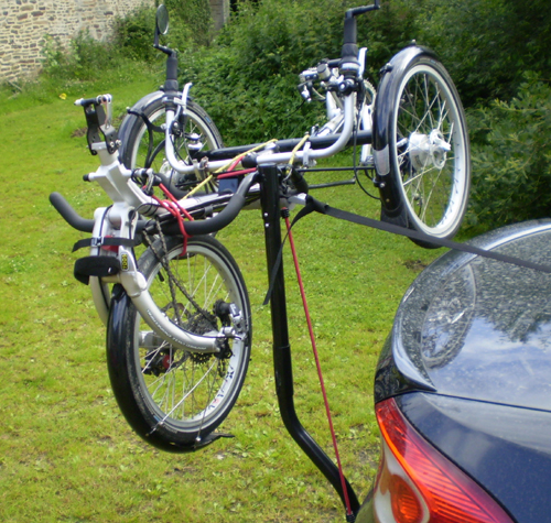 Alonzo Trike Rack 1