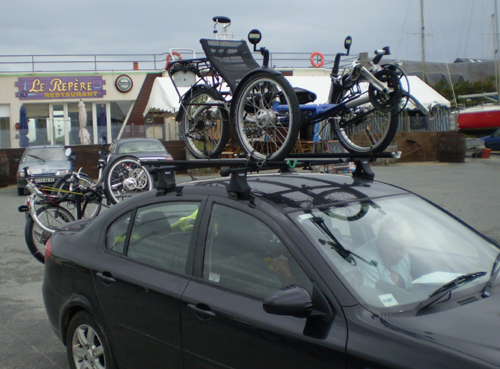 Alonzo Trike Rack 2