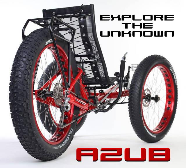 Azub Explore TA SHOP page