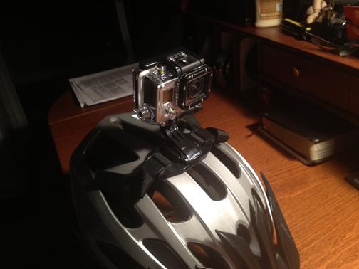 David Massey Helmet Cam