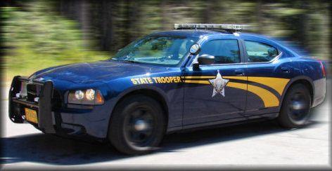 Oregon State Trooper