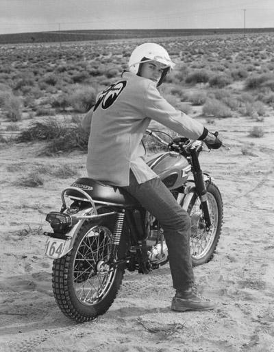1970 Deesrt Trekker