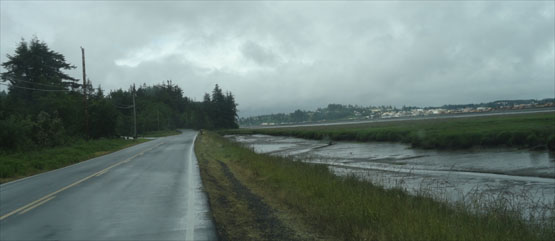 Coos Bay Detour 2
