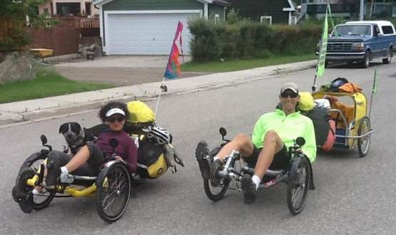 A tricycle odyssey in the Rocky Mountains! | Trike Asylum