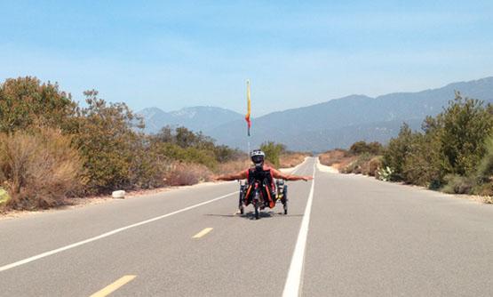 David Massey Trike Pilot