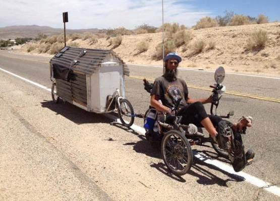 loaded trike 116