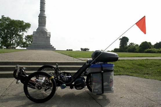 loaded trike 70