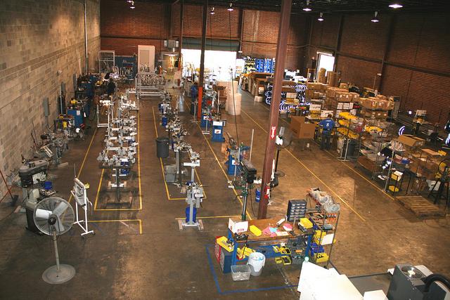 Catrike Factory 01