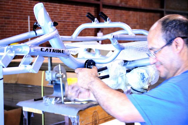 Catrike Factory 11