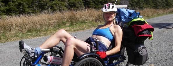 Intrepid Jane on Trike