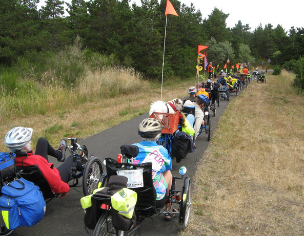 Recumbent Retreat