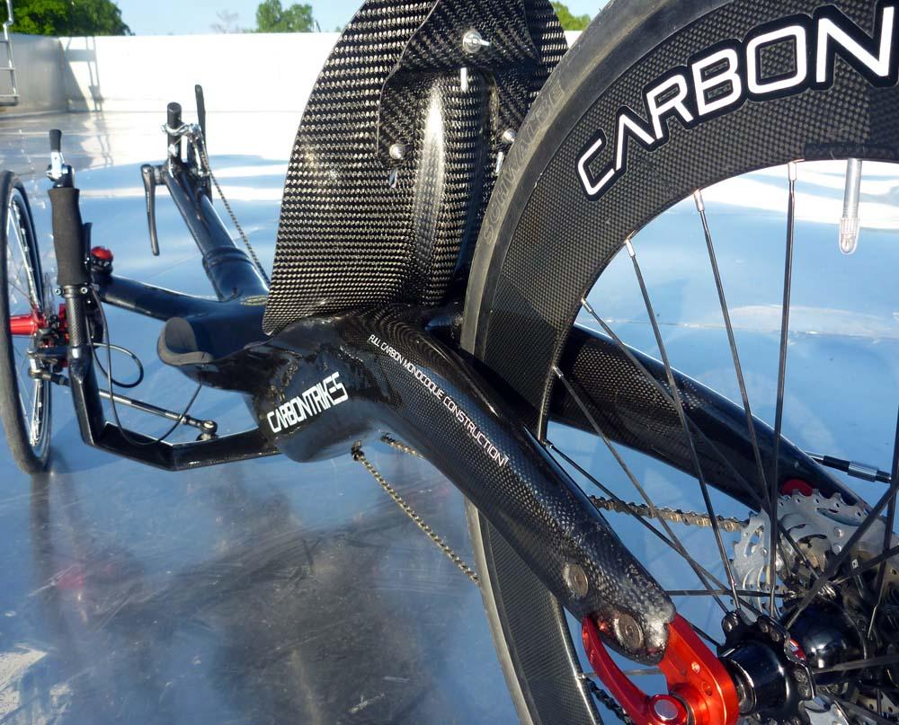 Color carbon fiber black