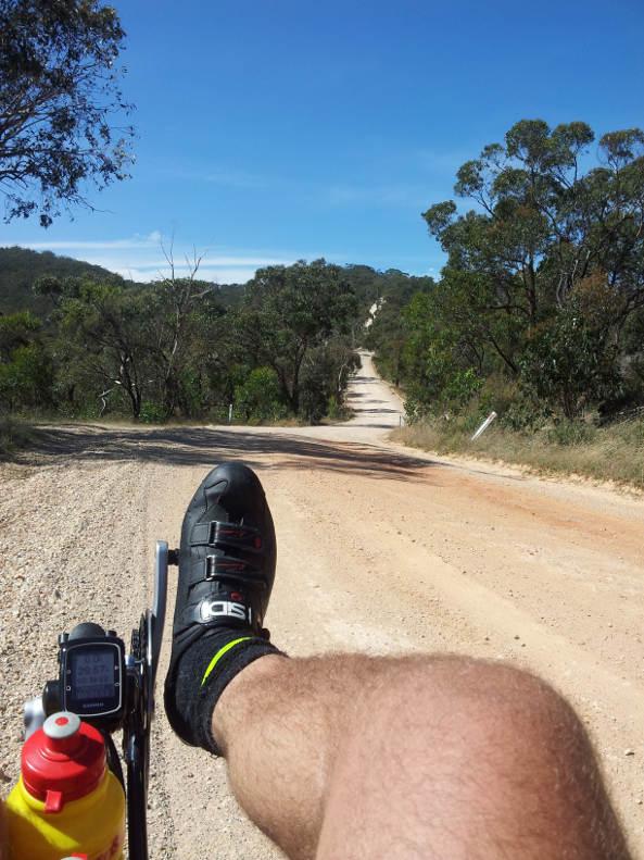Randall Oakley trike ride 04