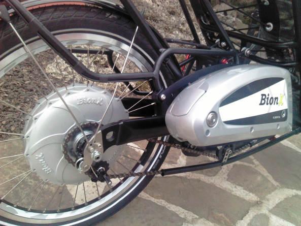 Azub BionX 10