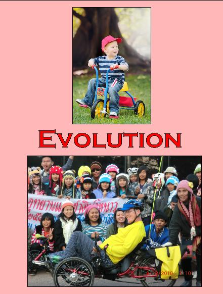 Steven Telck Evolution