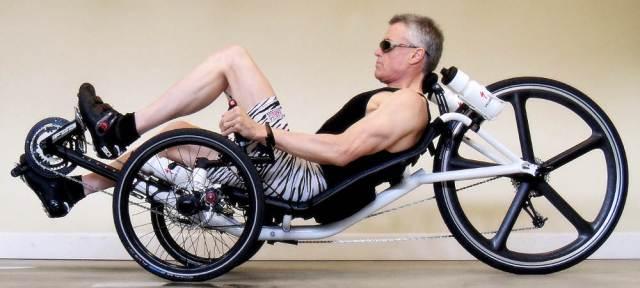 Trike Hobo on Wild Child