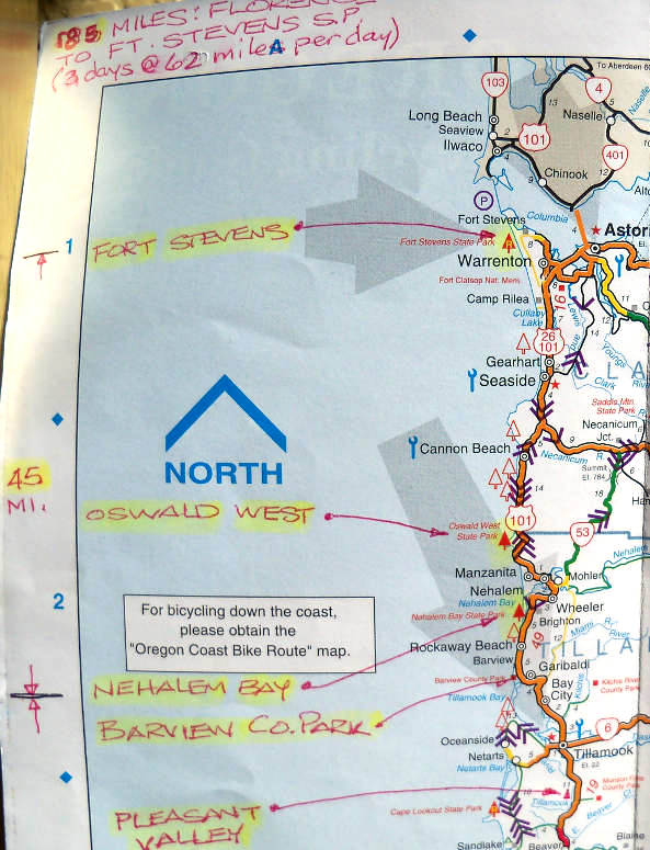 Fort Stevens map 01
