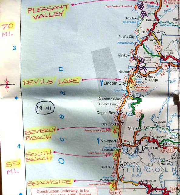 Fort Stevens map 02