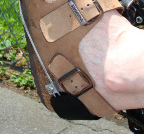 Heel Sling Sandal
