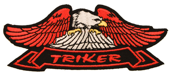 Triker Eagle Patch