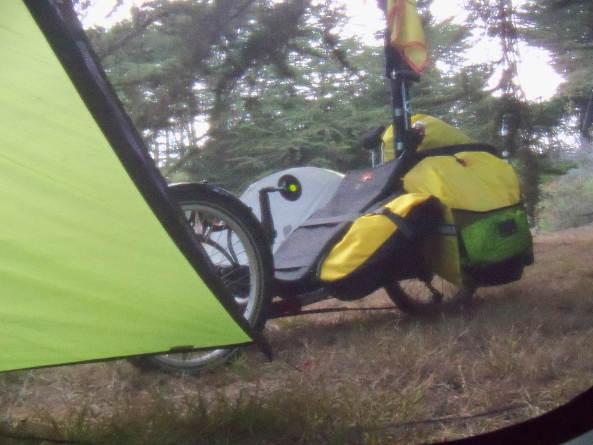 Nemo Obi tent 01 & Steveu0027s Tent Solution | Trike Asylum