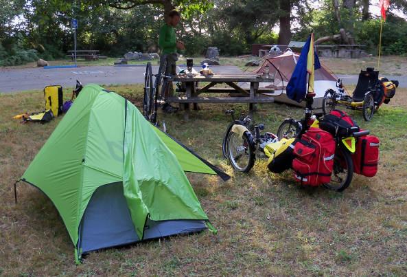 ... Nemo Obi tent 06 ... & Steveu0027s Tent Solution | Trike Asylum