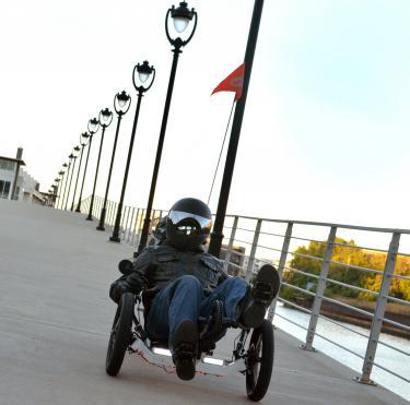 Odyssey Electric Trike