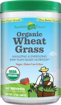 Amazing Grass Wheatgrass