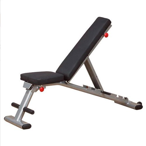 Body Gear Adjustable Bench