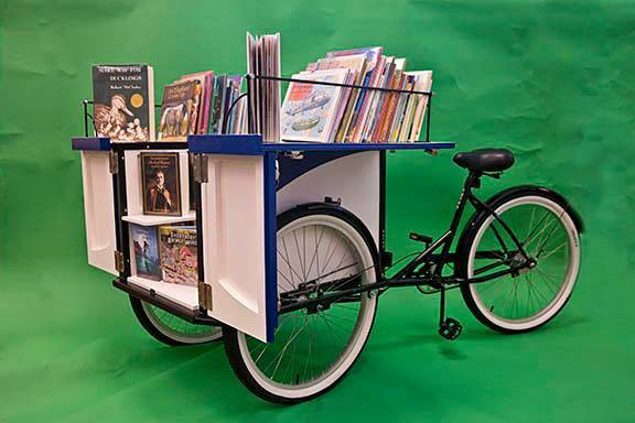 Library Tricycle