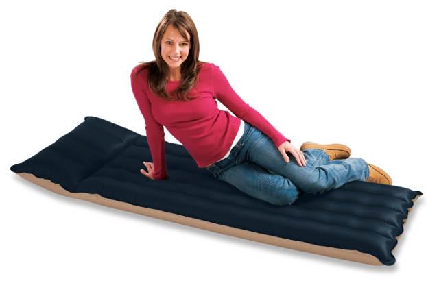 Old air mattress