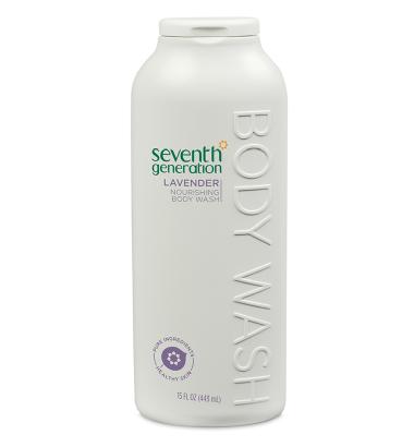 Seventh Generation Nourishing Body Wash