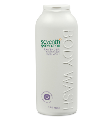Seventh Generation Nourishing Body Wash