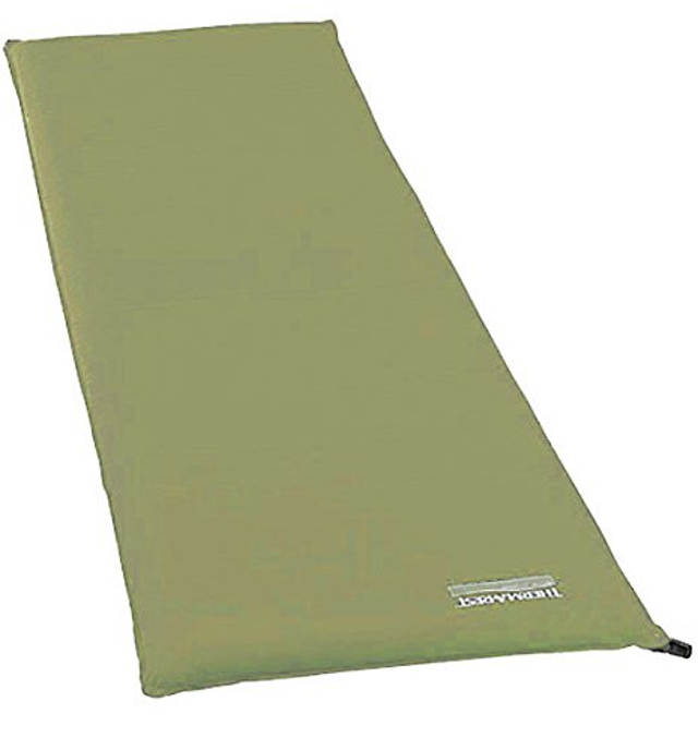 ThermaRest typical pad