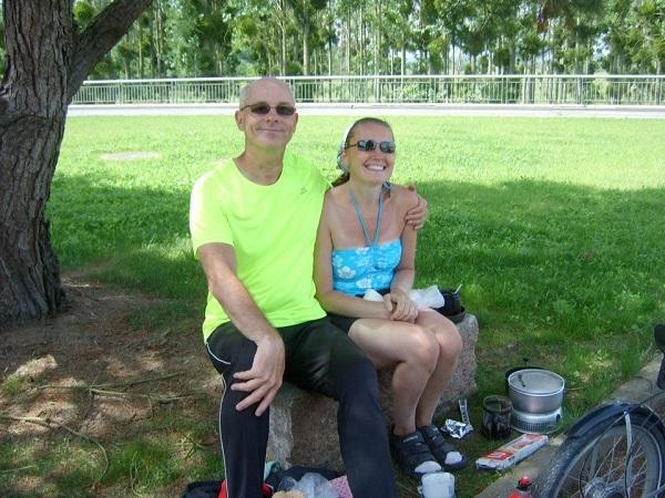 John & Dawn Coulson Redmount Roller