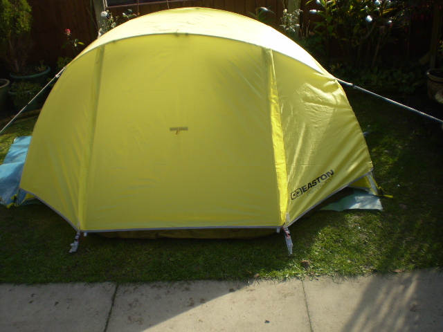 This is the tent and sleeping bag setup that Alonzo fits into the Alfa Side Pods. & Alfa Side Pods   Trike Asylum
