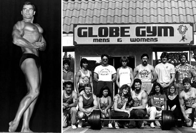 Globe Gym bodybuilding