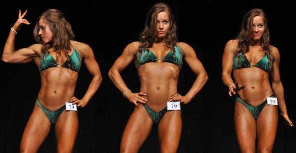 Lydia Reyburn bodybuilder